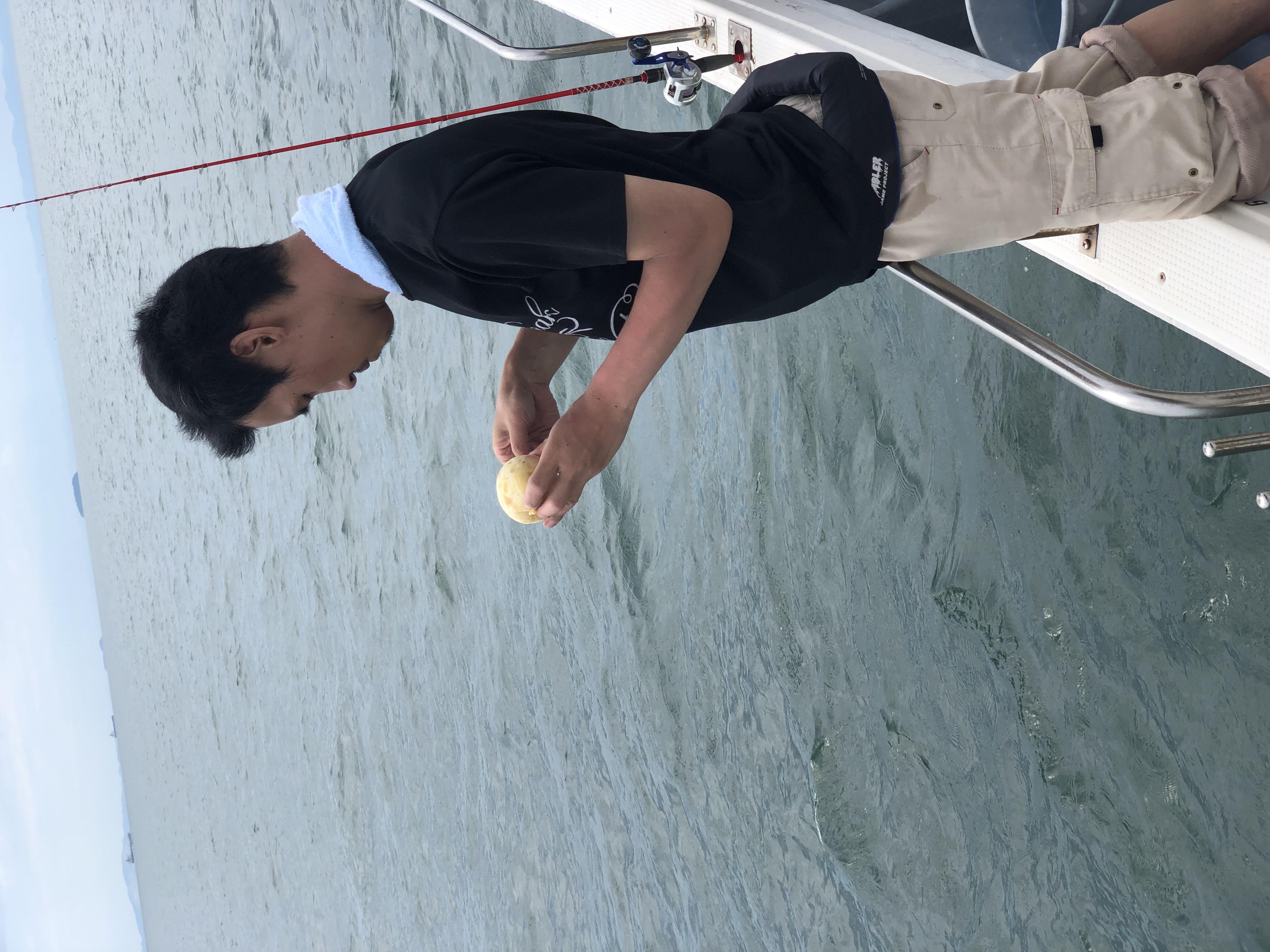 7月15日 海の日 釣果